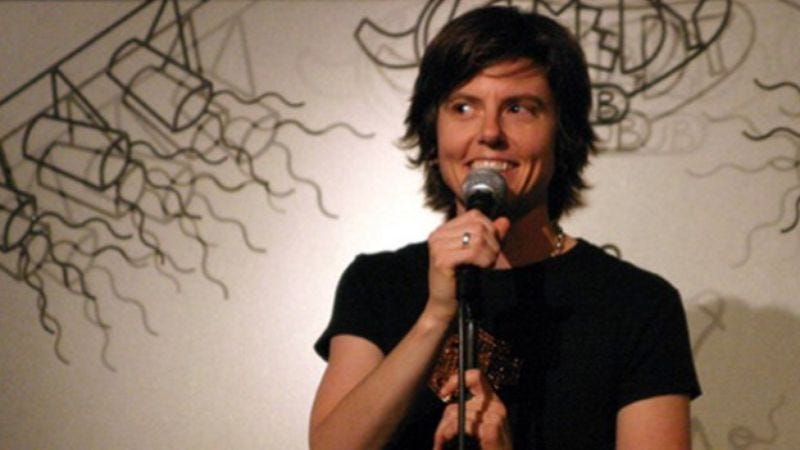 """Illustration for article titled Watch Tig Notaro field questions from adolescents in """"Ask A Grown Woman"""""""