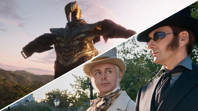 A Good Omens-Themed Prophetical Twitter Account May Have Heralded a Major Endgame Spoiler