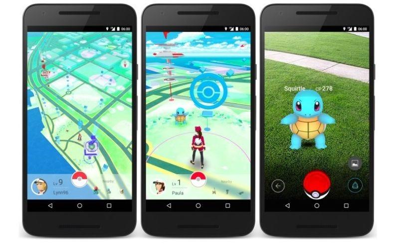 Illustration for article titled Pokémon GO arrasa: ya tiene más usuarios que Tinder y va camino de superar Twitter