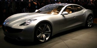 Illustration for article titled More on the The Fisker Karma: Vaporware or Military-Industrial Complexity?