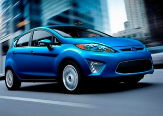 Illustration for article titled 2011 Ford Fiesta: The Party Finally Comes Stateside