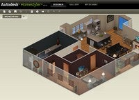 Illustration for article titled Autodesk Homestyler Renders Your Blueprints in 3D