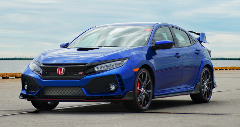 Dealers Are Charging Way Over MSRP For The Honda Civic Type R - 2018 honda fit ex invoice price