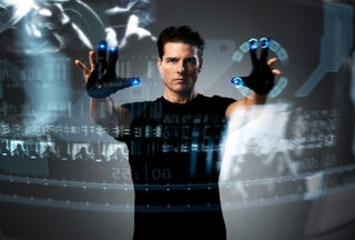 Illustration for article titled Could Minority Report come true in your lifetime?