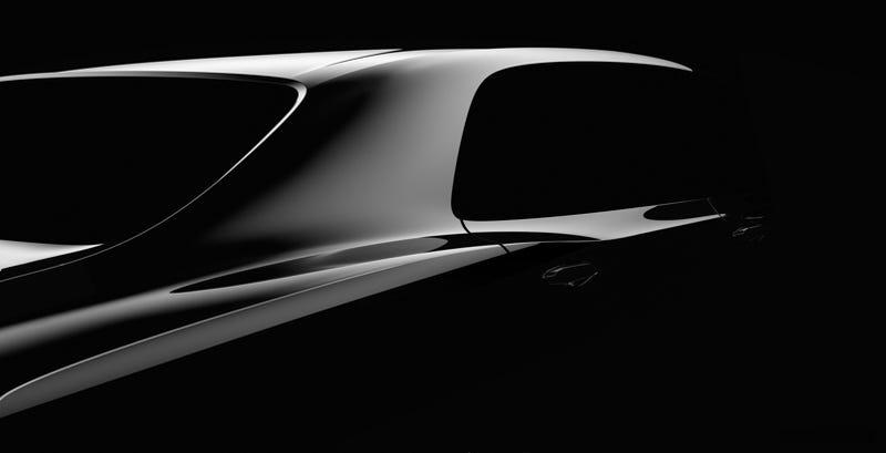 Illustration for article titled Grand Bentley: Yet Another Dark Teaser Shot