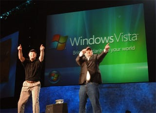 Illustration for article titled Microsoft Vista Preview-Release Candidate 1 In The Wild