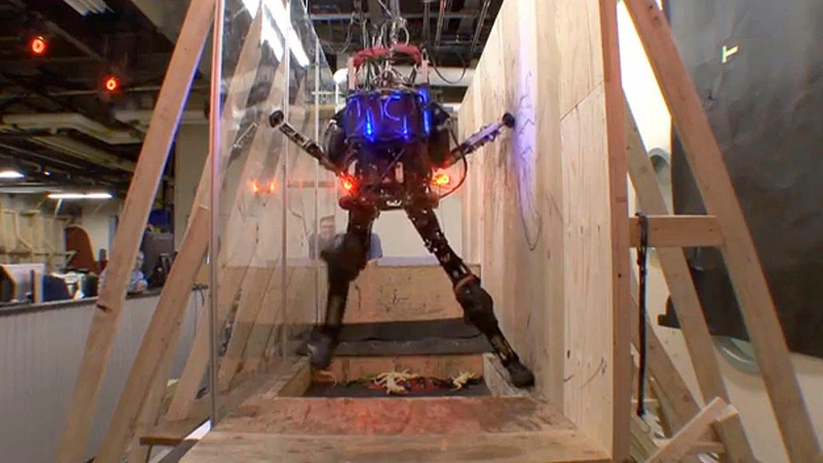 El nuevo robot de Boston Dynamics se mueve (casi) como un ser humano