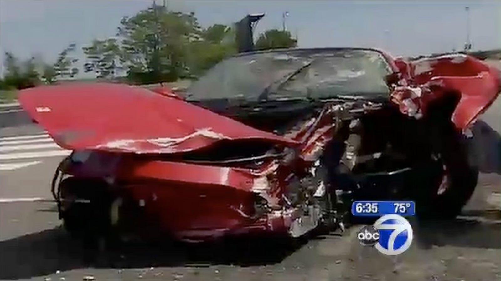 Gotham Dream Cars Crash