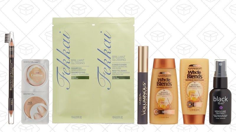 Amazon Beauty Box, $10 plus a $10 Amazon credit