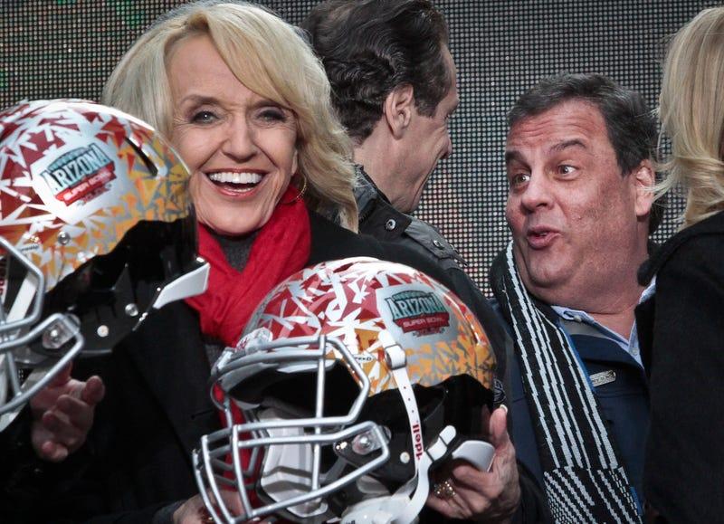 Illustration for article titled Arizona Gov. Vetoes Intolerant Bill, Quiets Super Bowl Relocation Talk