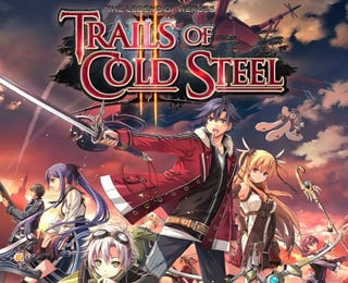 Illustration for article titled Preorder Blip: The Legend of Heroes Trails of Cold Steel II now up for preorder