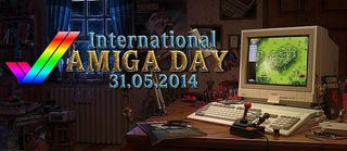 Illustration for article titled Happy International Amiga Day!