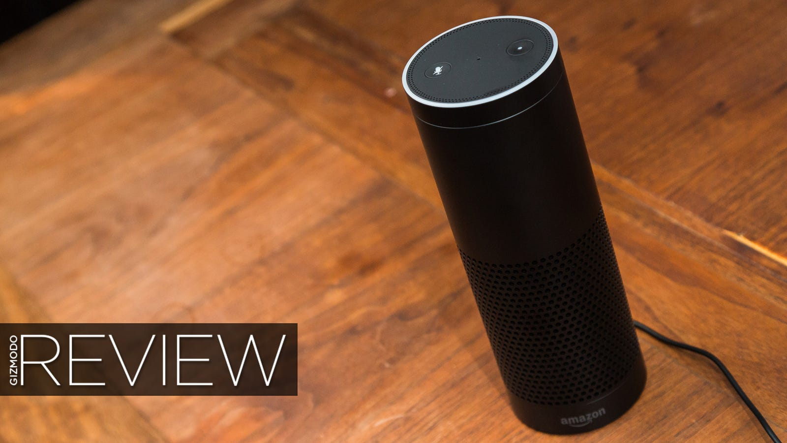amazon echo review i just spoke to the future and it listened. Black Bedroom Furniture Sets. Home Design Ideas