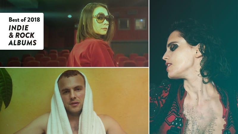 Best Indie Albums 2020 The best indie and rock albums of 2018