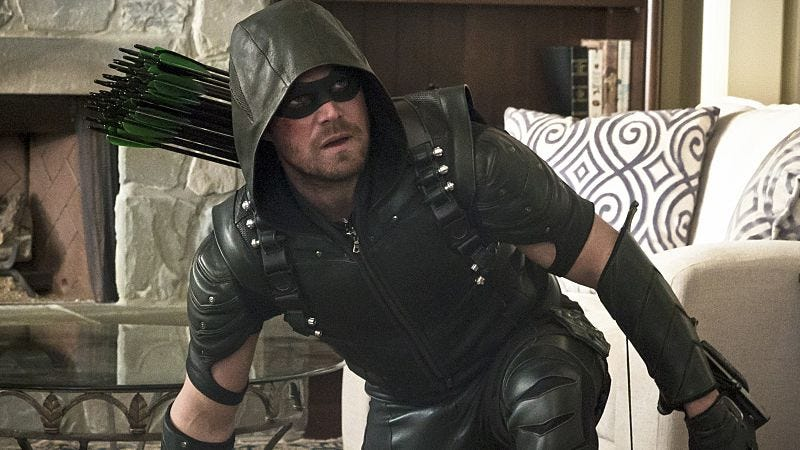 Illustration for article titled Arrow is nothing but solid as it prepares for season's end