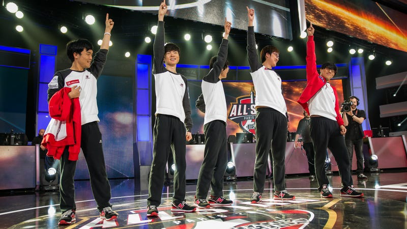 Image credit: LoL Esports/Flickr