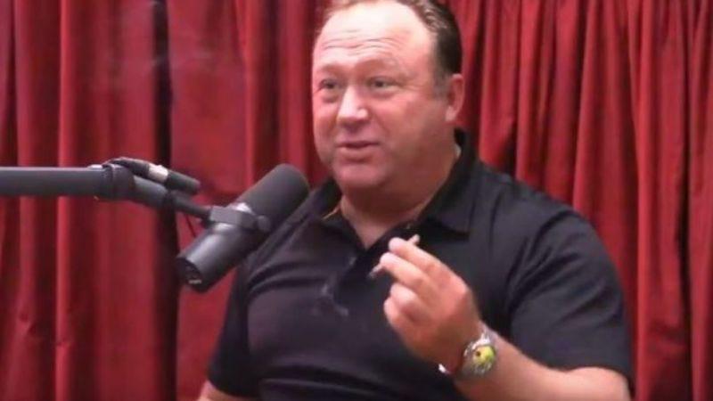 Jones on the Joe Rogan Experience podcast