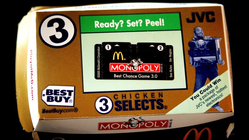 Illustration for article titled The story of the ex-cop who rigged McDonald's Monopoly game is straight-up fascinating