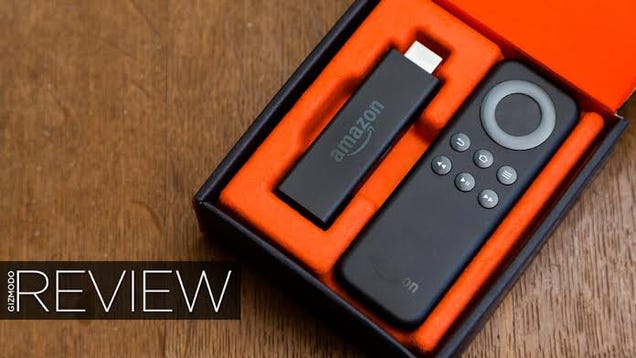 Amazon Fire Tv Stick Review A Lot Less Money For A Little
