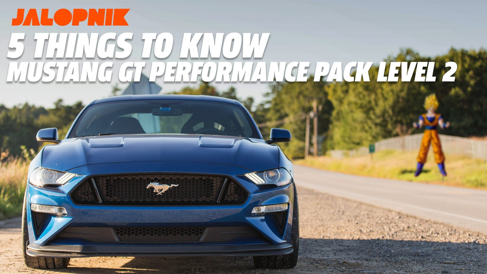 2018 ford mustang gt performance pack level 2 five things you should know
