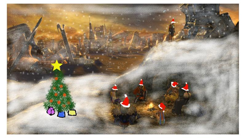Illustration for article titled TB Secret Santa 2015!