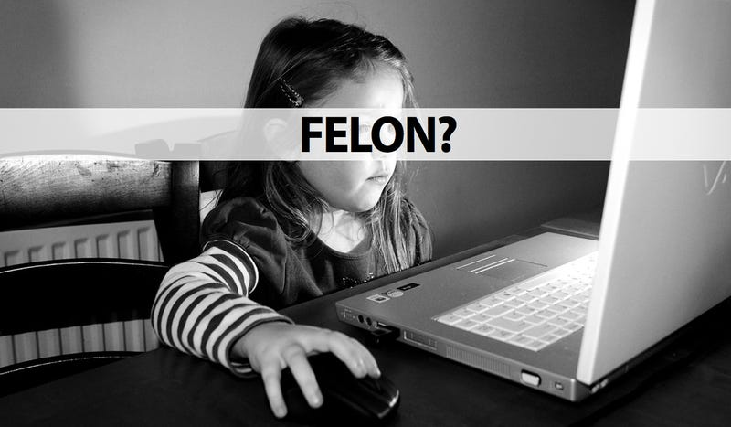Illustration for article titled The Police Raided a 9-Year-Old to Confiscate Her Winnie the Pooh Laptop