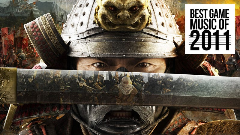 Illustration for article titled The Best Game Music of 2011: Total War: Shogun 2