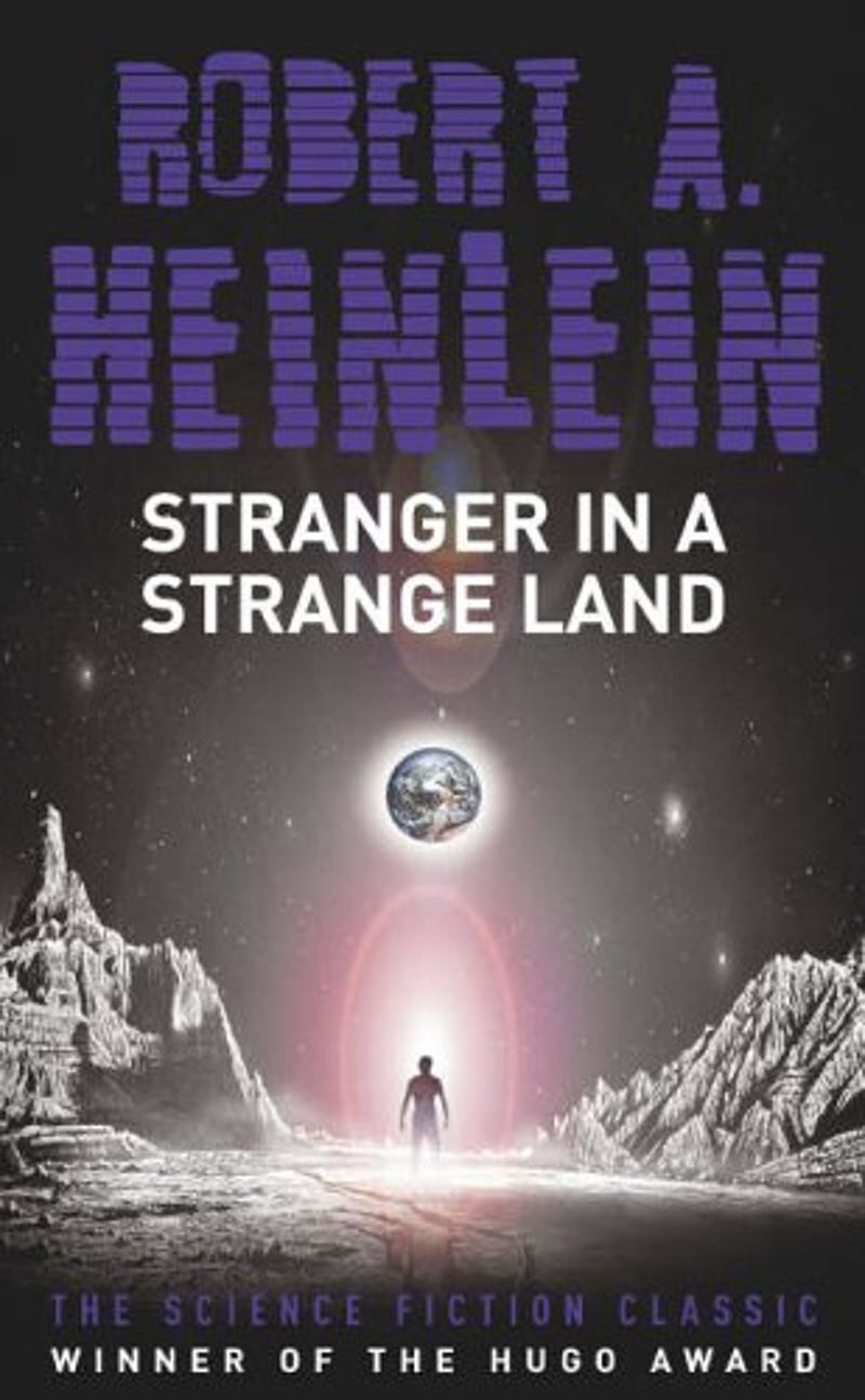 10 ultra weird science fiction novels that became required reading