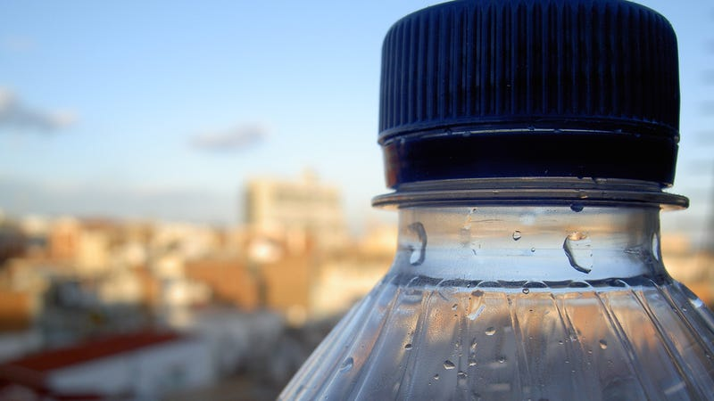 Report Finds Microplastic in 93% of Bottled Water Tested, But Don't Freak Out Yet