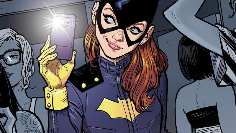 Illustration for article titled Warner Bros. has put Batgirl on hold after Joss Whedon decided it was too hard to write