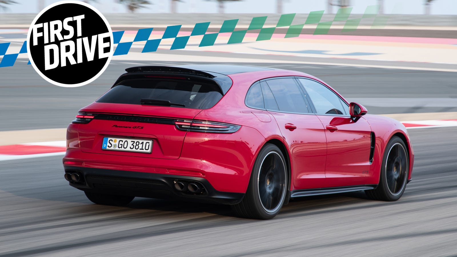 2019 Porsche Panamera GTS The Grocery Getter That Will Do