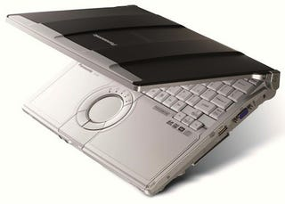 Illustration for article titled Panasonic Toughbook S9: An Armored Beast That Just Weighs 3 Lbs.