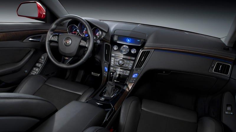 2013 Cadillac CTSV Wagon The Jalopnik Review