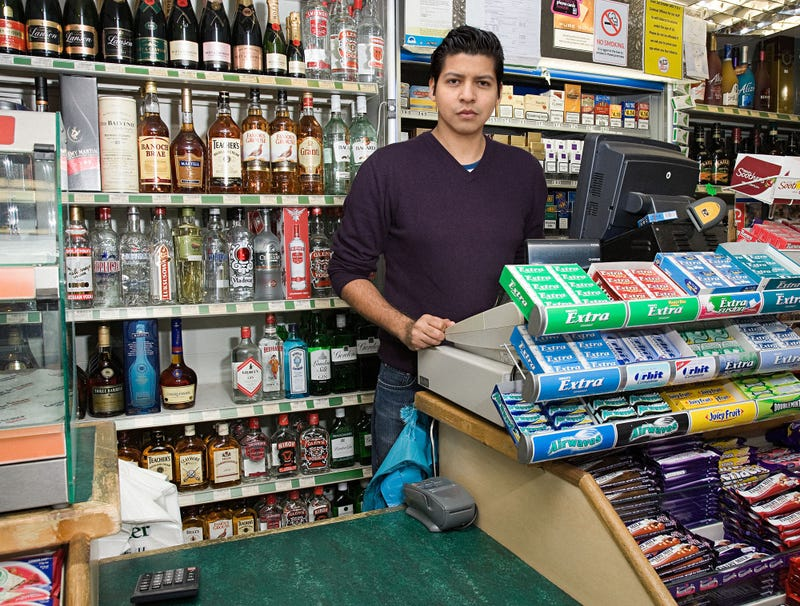 Illustration for article titled Convenience Store Employee Given Generous Holiday Bonus Shift