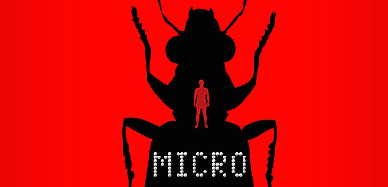 The cover of Micro. Image: HarperCollins