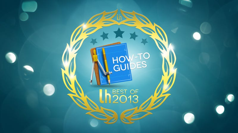Most Popular How-To Guides of 2013