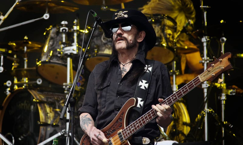 Nombran a especie jurásica en honor a cantante de Motörhead