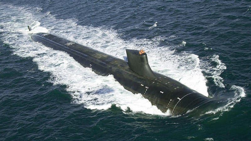 Illustration for article titled The Navy's Most Shadowy Spy Is 450 Feet Long & Named After Jimmy Carter