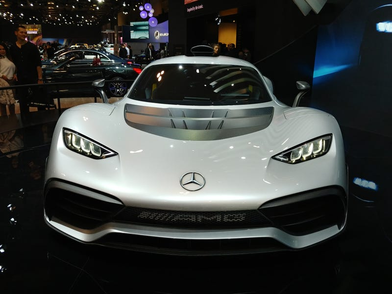 Illustration for article titled Here are 9 photos from the Toronto Auto Show (CIAS)