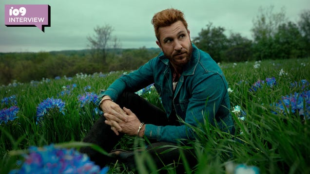 Pablo Schreiber Opens Up About What American Gods  King of Luck Wishes For