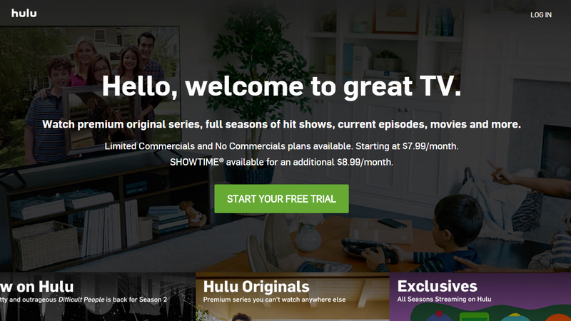 Illustration for article titled Hulu Will Get Rid of Its Free TV Service (Sort Of), Prioritize Paid Subs