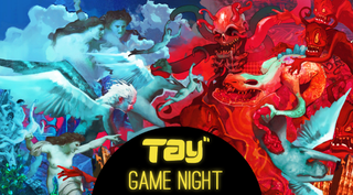 Illustration for article titled TAY Game Night: October Schedule