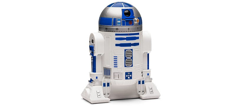 Illustration for article titled Being a Kitchen Timer Is R2-D2's Latest Side Job