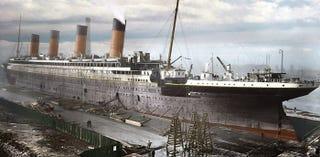 Un nuevo estudio cuestiona el motivo del hundimiento del Titanic