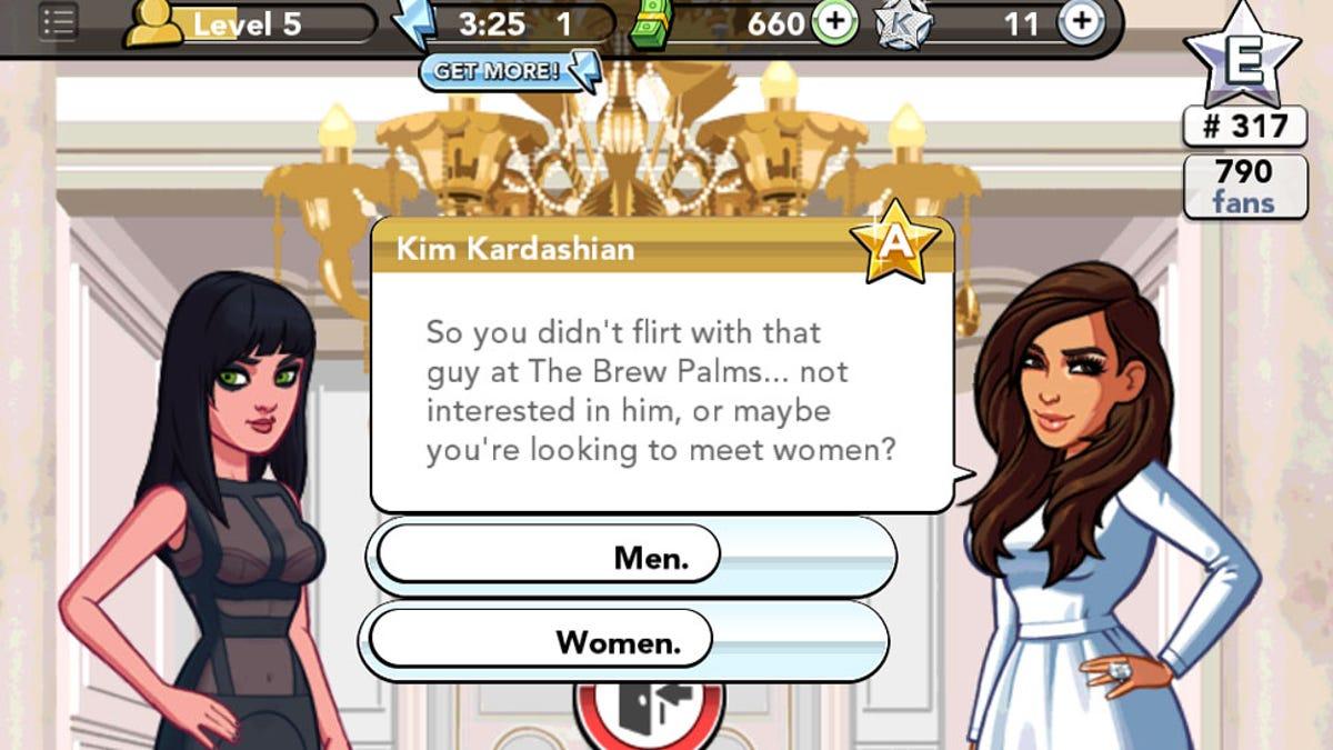 Wie startet Dating auf kim kardashian hollywood