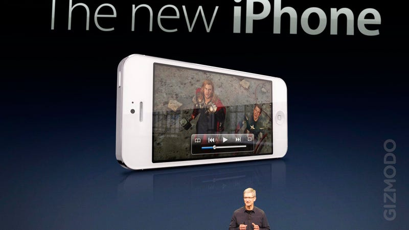 Illustration for article titled Here Are Two Photos From Tomorrow's Apple Event Sent From the Future