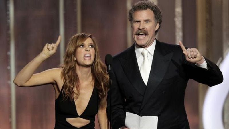 Illustration for article titled Kristen Wiig and Will Ferrell reteaming to satisfy America's growing demand for mental illness comedies