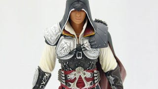 Illustration for article titled This Assassin's Creed Statue is Not a Cheap Date