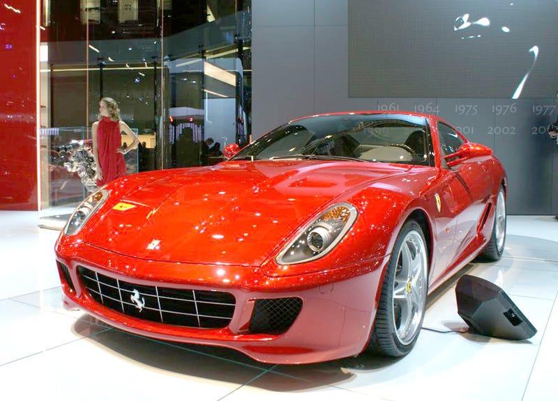 Illustration for article titled Ferrari 599 GTB Fiorano HGTE: Longer Name, Better Handling