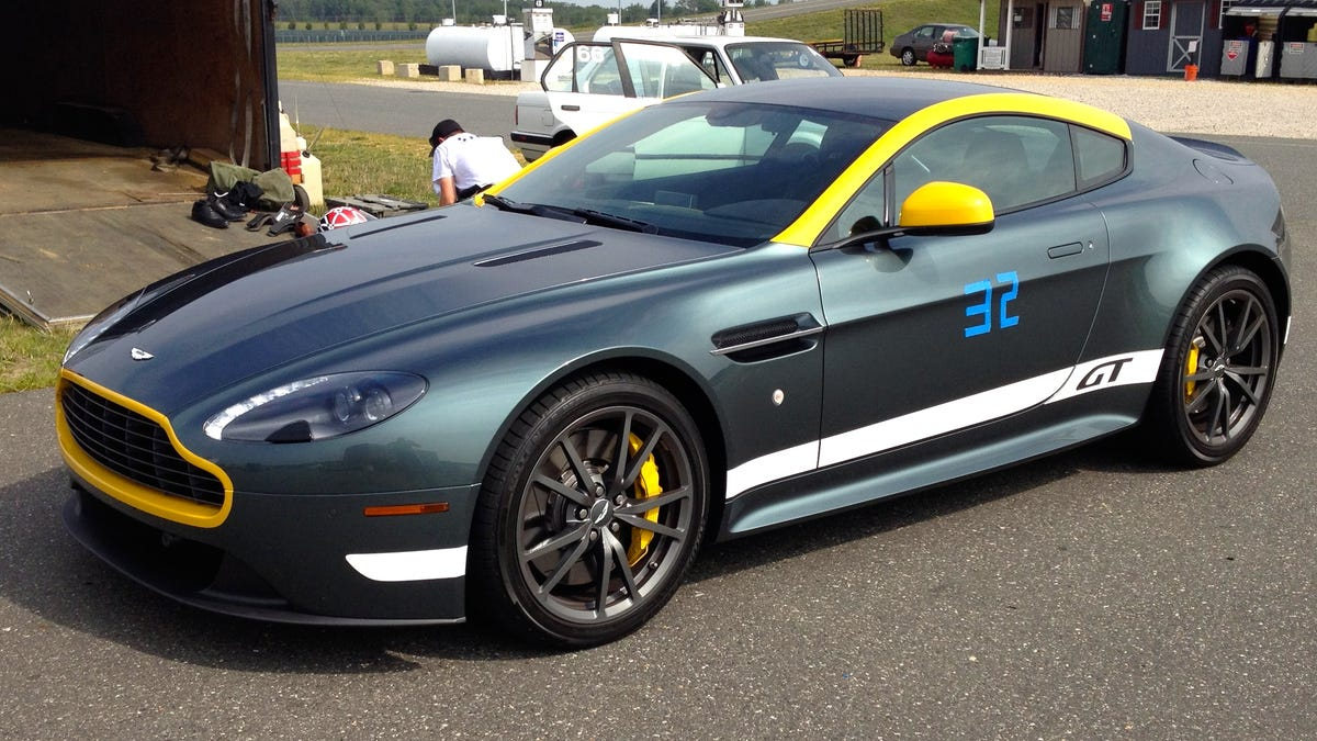 11 Aston Martin V11 Vantage GT: The Jalopnik Review | aston martin gt
